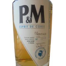 WHISKY CORSE P&M VINTAGE