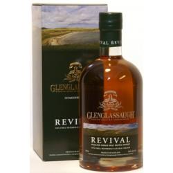 Glenglassaugh Revival Highland Single Malt non filtré