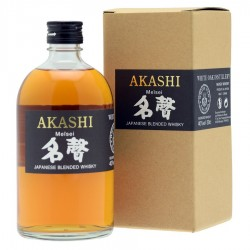 Whisky AKASHI MEÏSEI 50CL 40°