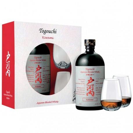 Whisky TOGOUCHI KIWAMI 70CL 40°