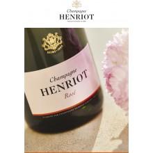 CHAMPAGNE HENRIOT BRUT ROSE