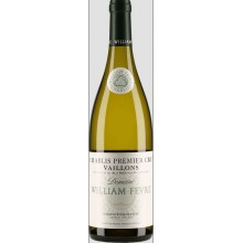 CHABLIS 1ER CRU - VAILLONS - WILLIAM FEVRE 2015