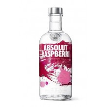 VODKA ABSOLUT RASPBERRI FRAMBOISE