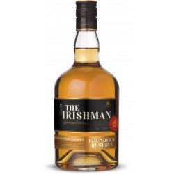 Whiskey The Irishman Founder's Reserve