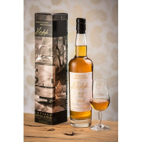 WHISKY ALSACIEN HEPP SINGLE MALT