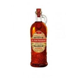 El Ron Prohibido Rum Habanero - 12 ans